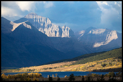 Glacier National Park, late autumn