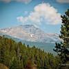 Rocky Mountain National Park, taken on our way to Glacier.  Sony DSC-H2; SV-1/125, AV-f/5.6, ISO-80, 30mm.