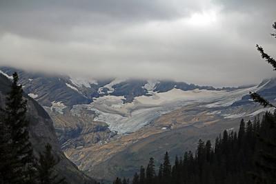 Actual Glacier Sighting