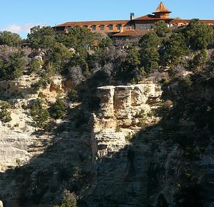 El Tovar Hotel in Grand Canyon Village