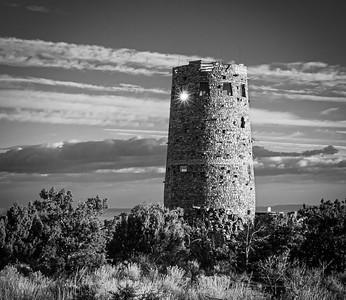 Monochrome Watchtower