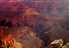 Grand Canyon, Bright Angel, Cheops Pyramid At Sunset