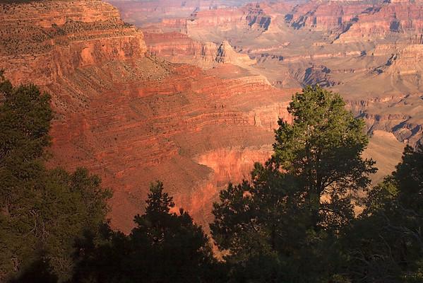 Grand Canyon at Yuma Point