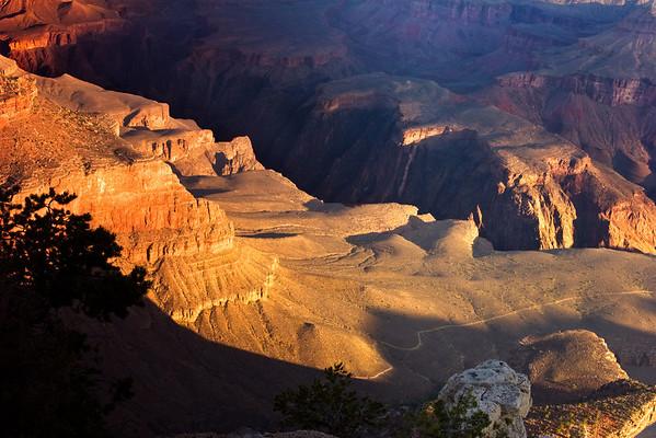 Grand Canyon at Maricopa Point