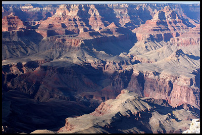Grand Canyon, late afternoon