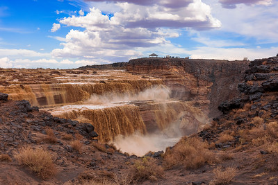 A Grand Set of Waterfalls