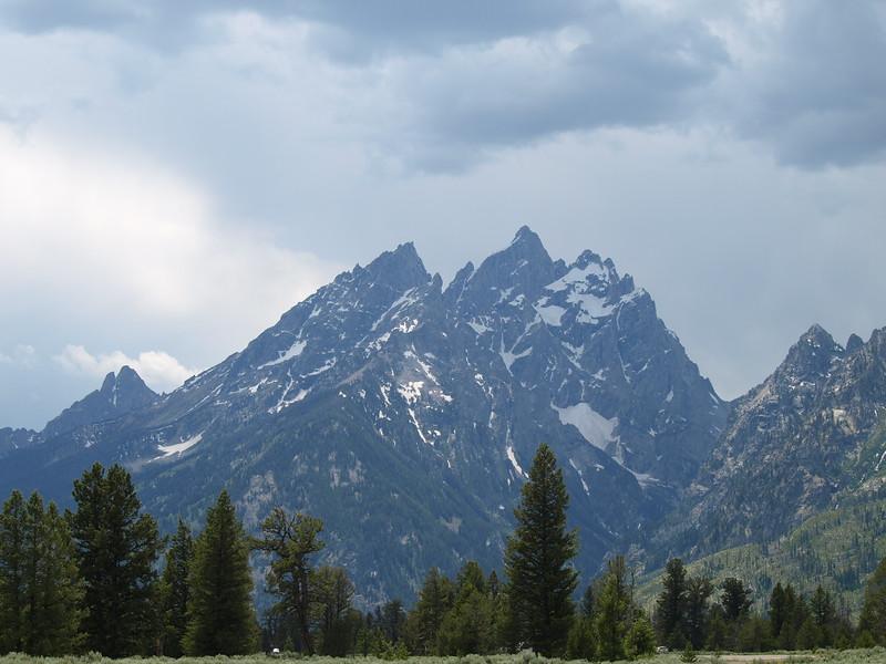 Mt. Teewonit andMt. Owen