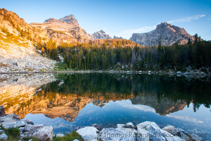 Surprise Lake Sunrise