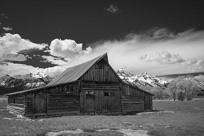 T.A. Moulton Barn, Mormon Row