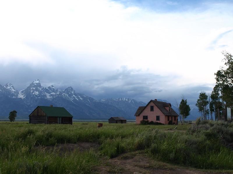 Mormon Village