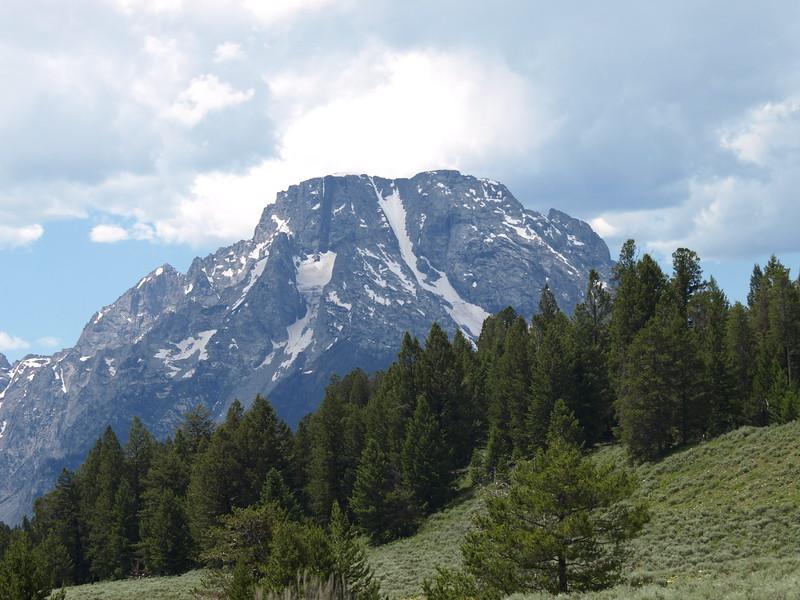 Mt. Moran