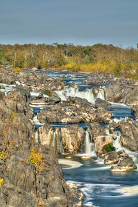 at Great Falls Park