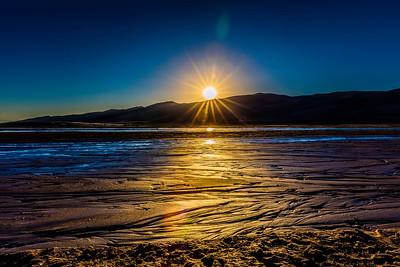 Sunset @ Great Sand Dunes National Park, Co (06/18/2016)