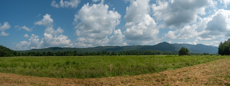 The Cades Cove Mountain
