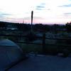 Sunrise at Pine Springs