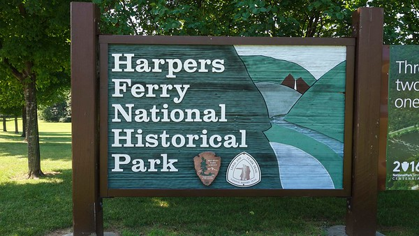 Harpers Ferry National Historical Park - WV/VA/MD - 072016