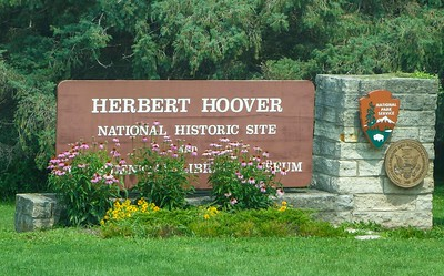 Herbert Hoover National Historic Site - IA - 080617