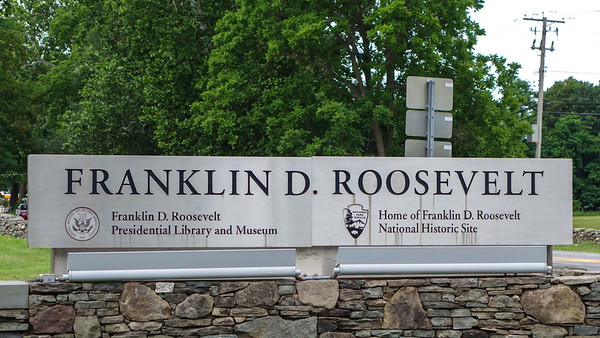 Home of Franklin D. Roosevelt National Historic Site - NY - 071116