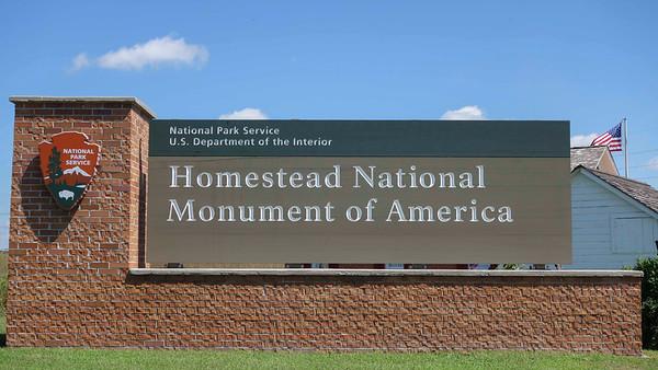 Homestead National Monument of America - NE - 083014