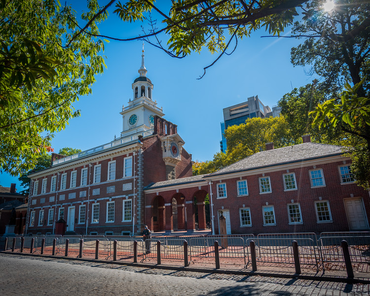 Independence Hall & the West Wing
