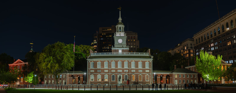 Ghost Walks at Independence Hall