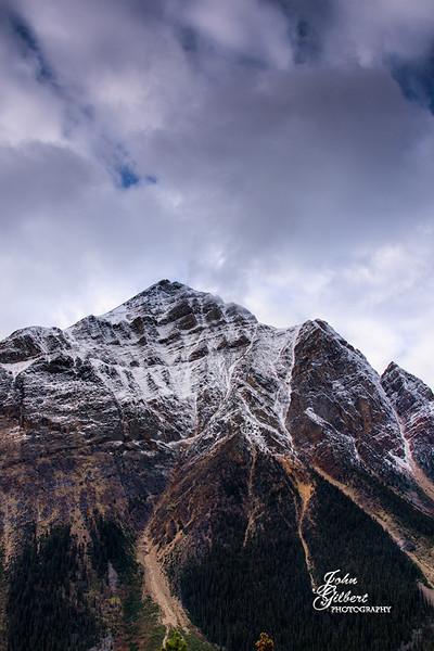 Mt. Edith Cavell 10/02/2013.