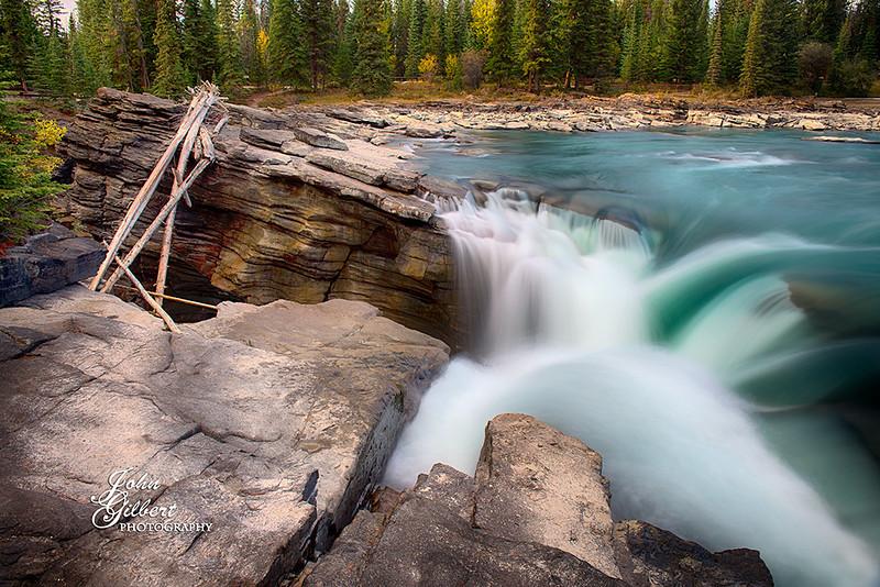 Athabasca Falls #2