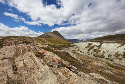 Wilcox Peak, Jasper National Park, Alberta