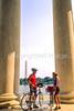 Bikers at Jefferson Memorial on Tidal Basin - 72 dpi-14