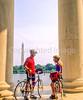 Bikers at Jefferson Memorial on Tidal Basin - 72 dpi-6