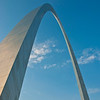 Here it is - The Gateway Arch.