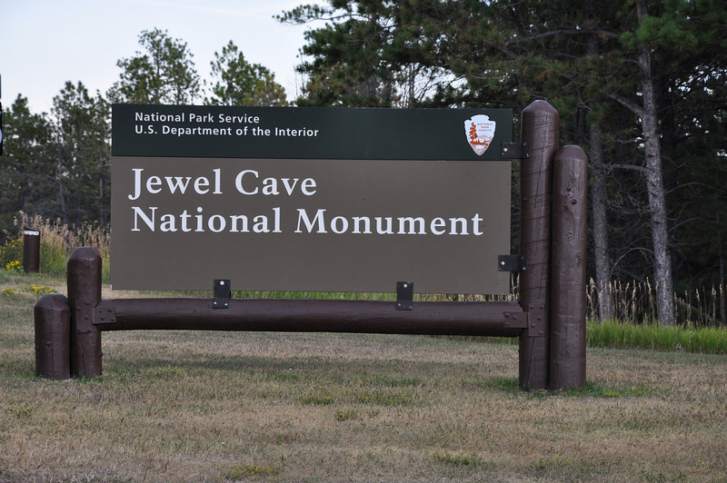 Jewel Cave National Monument entrance