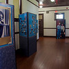 High School hallways