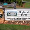 Carter Boyhood Farm site