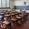 Miss Julia's classroom - Miss Julia was President Carter's seventh grade teacher.