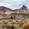 John Day Fossil Beds Landscape