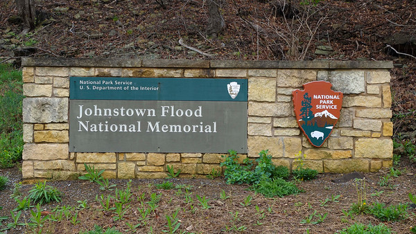 Johnstown Flood National Memorial - PA - 050216