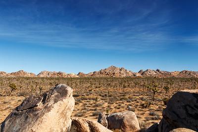 Distance Between The Boulder Piles