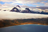Remote Shelikof Strait Coast of Katmai National Park