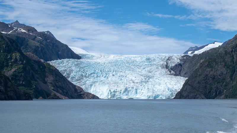 Glacier Depth & Size
