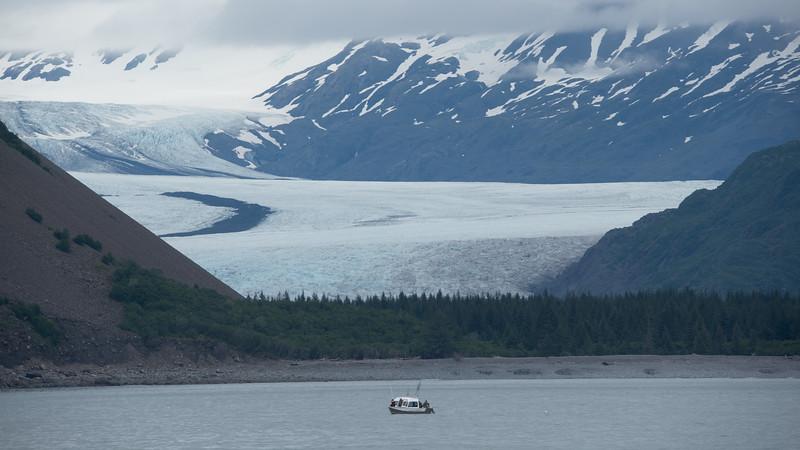 Glacier Fishing