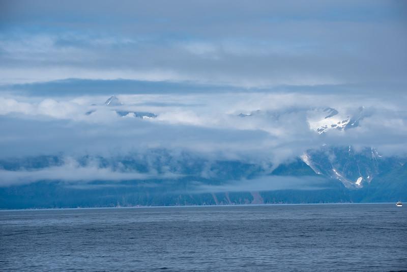 Peninsula in the Clouds