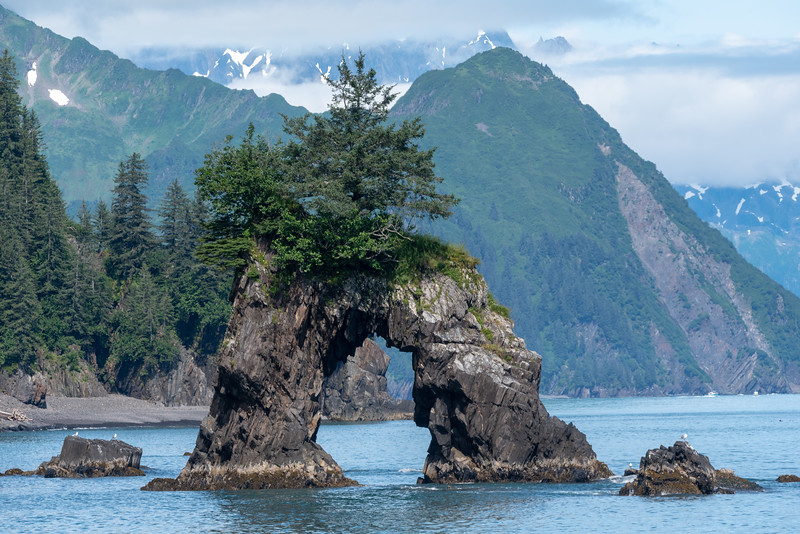 Aialik Bay Sea Arch