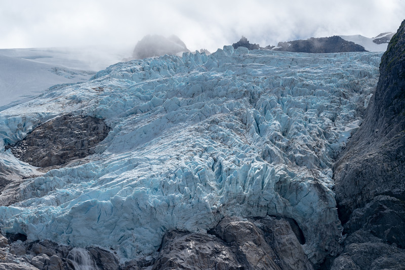 Ice Field View
