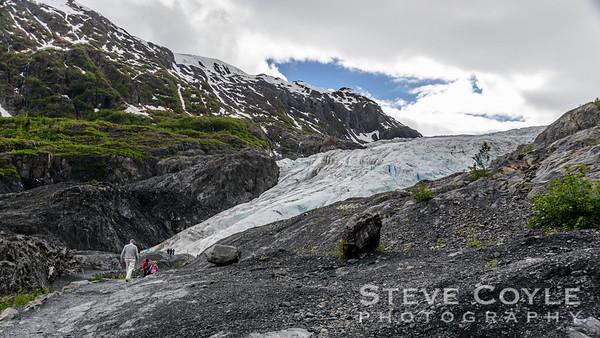 Glacier Exit