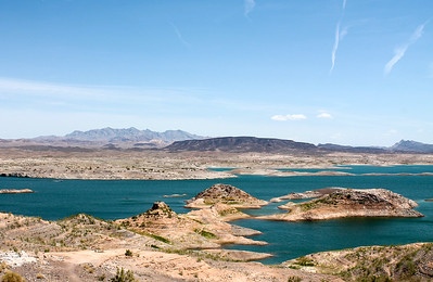 The Gradually Disappearing Lake Mead