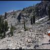 Hiking the Bumpass Hell Trail