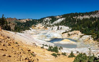 The Bumpass Hell Basin
