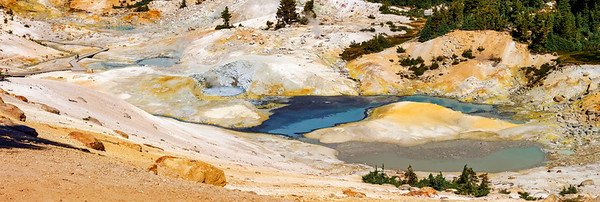 The Pyrite Pool