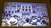 Displays inside visitor center of Little Rock Central High School National Historic Site, Arkansas - _1C30065 - 72 ppi